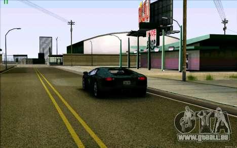 Lamborghini Aventador LP-700 Razer Gaming pour GTA San Andreas vue de côté