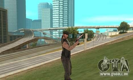 Deagle pour GTA San Andreas cinquième écran