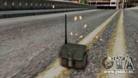 Realistic Effects Particles pour GTA San Andreas troisième écran