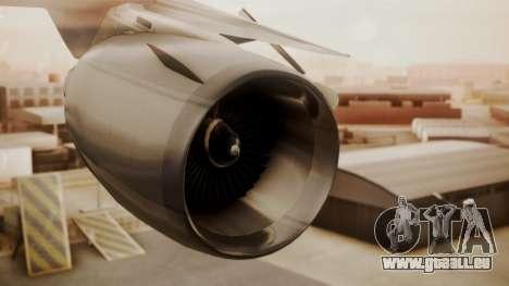 DC-10-10 National Airlines pour GTA San Andreas vue de droite