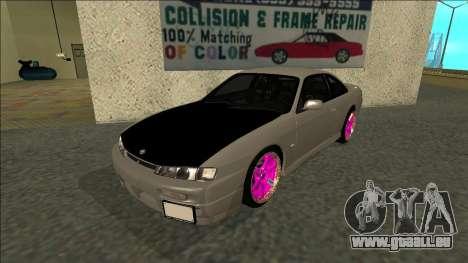 Nissan 200sx Drift JDM pour GTA San Andreas