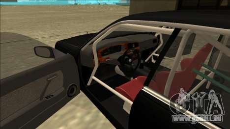 Nissan Cedric Drift pour GTA San Andreas vue de droite