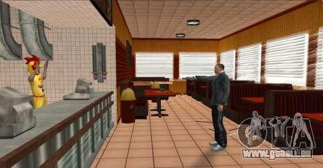 Deagle Styles pour GTA San Andreas deuxième écran
