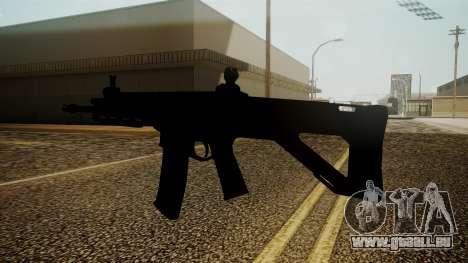 ACW-R Battlefield 3 pour GTA San Andreas troisième écran