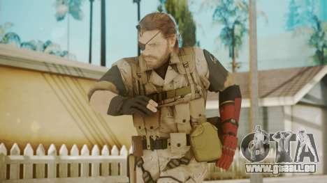 Venom Snake Desert Fox pour GTA San Andreas