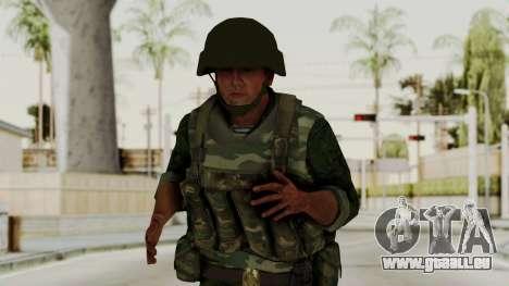 Die Luft Soldat für GTA San Andreas