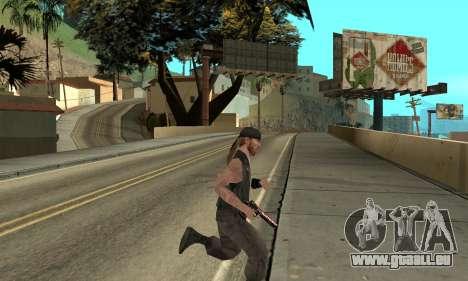 Deagle für GTA San Andreas zweiten Screenshot