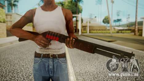 Shotgun by catfromnesbox für GTA San Andreas