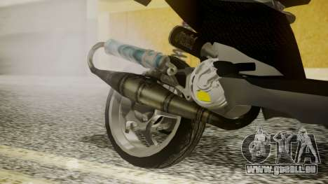 NRG Power Tuning pour GTA San Andreas vue de droite