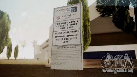 New Los Santos FORUM pour GTA San Andreas deuxième écran