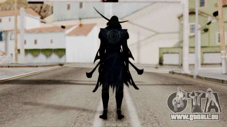 Sengoku Basara 3 - Masamune Date Original Weapon pour GTA San Andreas troisième écran