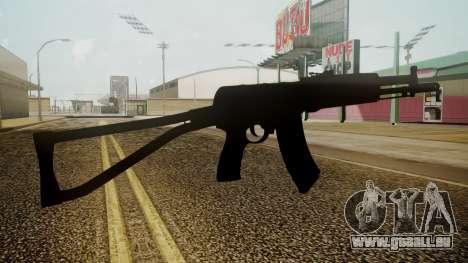 AEK Battlefield 3 für GTA San Andreas dritten Screenshot