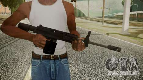 LSAT Battlefield 3 pour GTA San Andreas troisième écran
