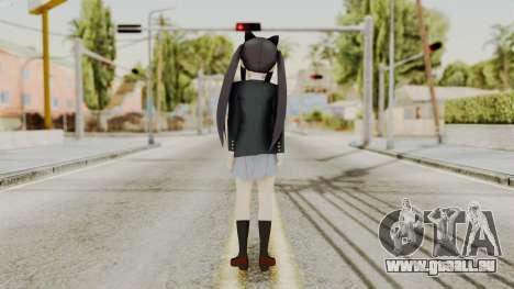 K - ON Remake Asuza Nakano pour GTA San Andreas troisième écran