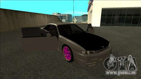 Nissan 200sx Drift JDM für GTA San Andreas Seitenansicht