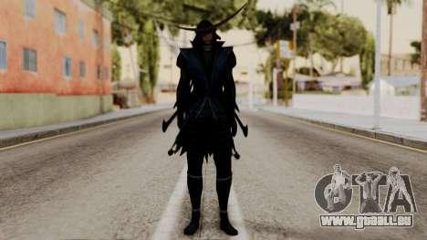 Sengoku Basara 3 - Masamune Date Original Weapon pour GTA San Andreas deuxième écran