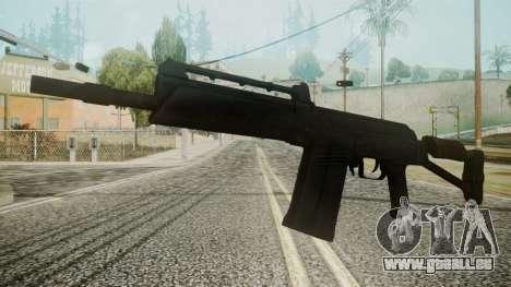 SAIGA Battlefield 3 für GTA San Andreas