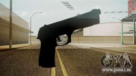 Beretta M9 Battlefield 3 pour GTA San Andreas