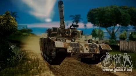 GTA 5 Rhino Tank für GTA San Andreas rechten Ansicht