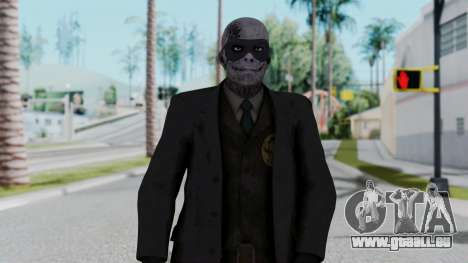 SkullFace Mask für GTA San Andreas