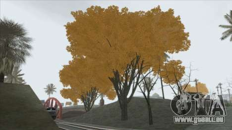 Autumn in SA v2 für GTA San Andreas zweiten Screenshot