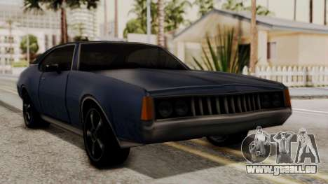 Clover Dub Edition pour GTA San Andreas
