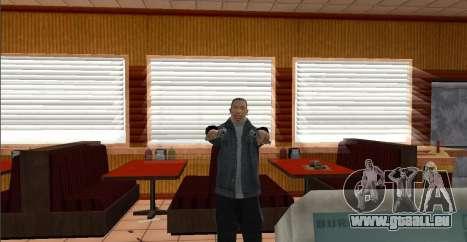 Deagle Styles pour GTA San Andreas