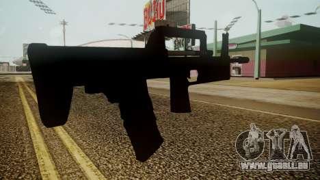 A-91 Battlefield 3 pour GTA San Andreas troisième écran