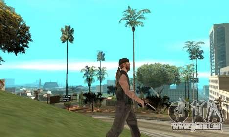 Deagle pour GTA San Andreas quatrième écran