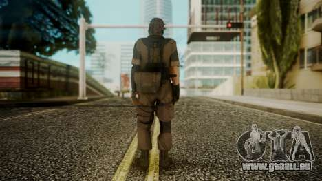Venom Snake Stun Arm für GTA San Andreas dritten Screenshot