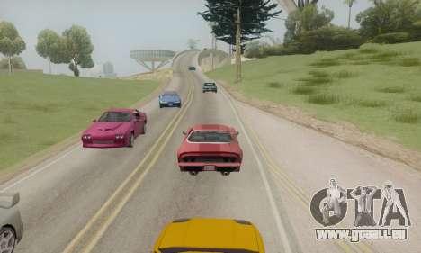 ENB Settings by LaiM pour GTA San Andreas troisième écran