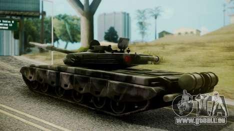 Type 99 from Mercenaries 2 pour GTA San Andreas laissé vue