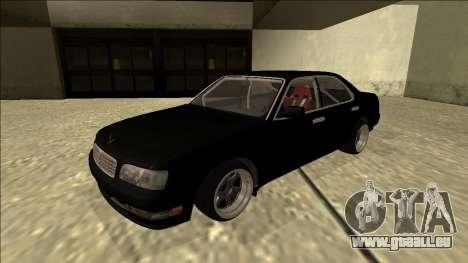 Nissan Cedric Drift für GTA San Andreas