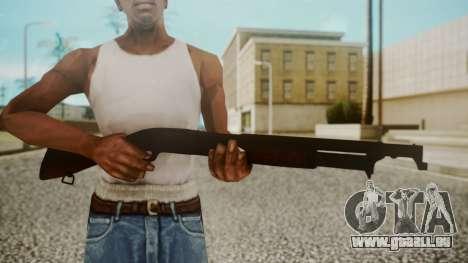 Winchester M1912 für GTA San Andreas