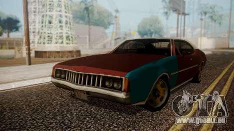 Paul Clover (FnF 7) pour GTA San Andreas