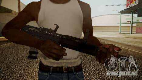 L85A2 Battlefield 3 pour GTA San Andreas