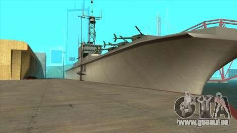 De nouvelles textures de San Fierro pour GTA San Andreas