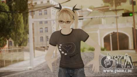 DoA 5 Ultimate - Marie Rose Punk pour GTA San Andreas