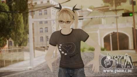 DoA 5 Ultimate - Marie Rose Punk pour GTA San Andreas