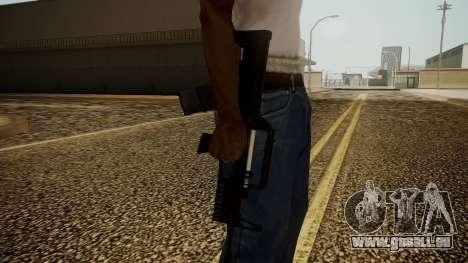 A-91 Battlefield 3 für GTA San Andreas