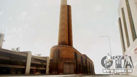 HDR Factory Build Mipmapped pour GTA San Andreas deuxième écran