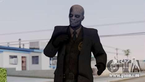 SkullFace pour GTA San Andreas