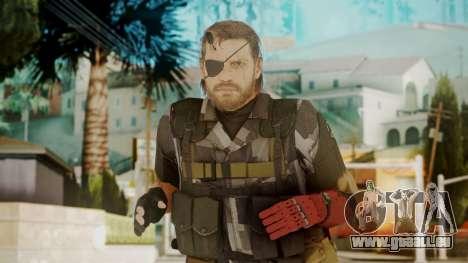 Venom Snake Square für GTA San Andreas