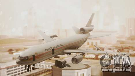 DC-10-10 National Airlines für GTA San Andreas