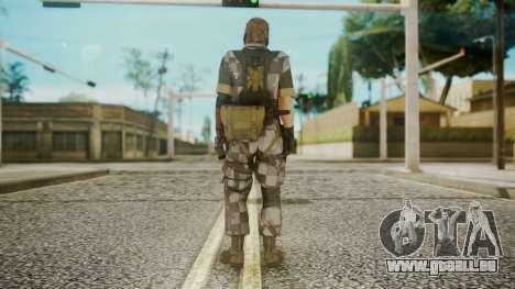 Venom Snake Square für GTA San Andreas dritten Screenshot