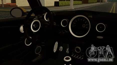 Mini Cooper Clubman 2011 K-ON Ritsu Itasha pour GTA San Andreas vue de droite