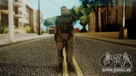 Venom Snake Stun Arm für GTA San Andreas zweiten Screenshot