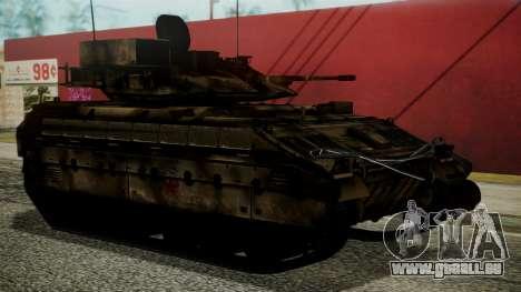 VD-1710 Armadillo APC Chinese für GTA San Andreas