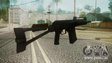 SAIGA Battlefield 3 für GTA San Andreas zweiten Screenshot