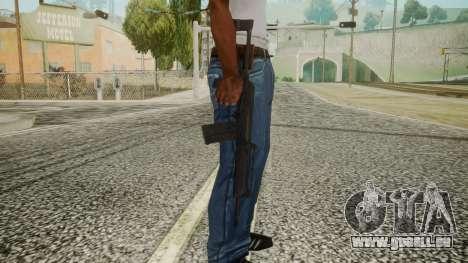 SAIGA Battlefield 3 für GTA San Andreas dritten Screenshot